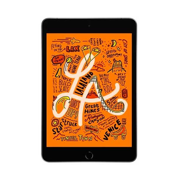 """iPad Mini 5 7,9"""" Wi-Fi+Cellular 64Gb Cinza Apple MUX52BZ/A"""