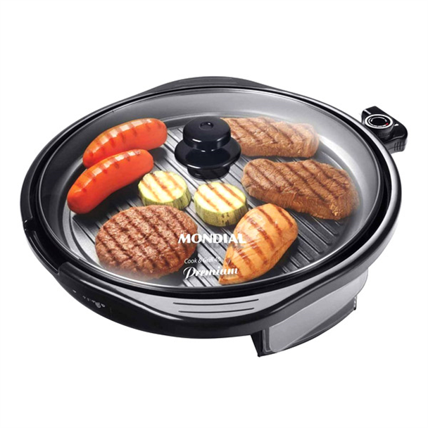 Grill Mondial Cook Grill 1200W 110V G-03
