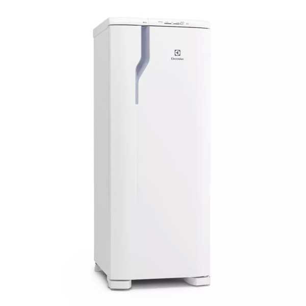 Refrigerador Electrolux Degelo Prático 1 Porta Branco 240L 220V       RE31