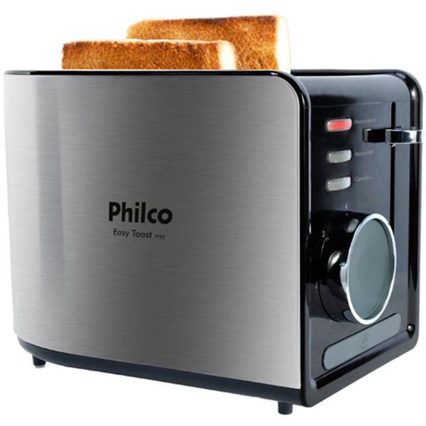 Torradeira Philco Easy Toast 850W 220V       056202006