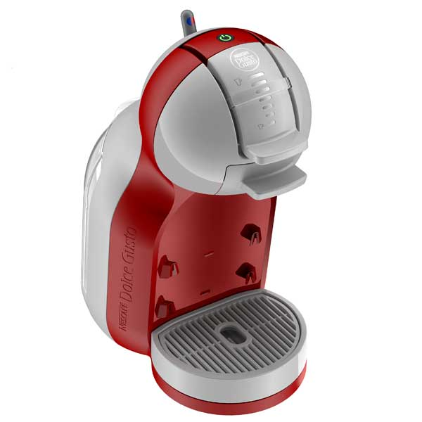 Cafeteira Arno Dolce Gusto Mini Me Vermelho/Cinza 110V       ARDMM6VRM