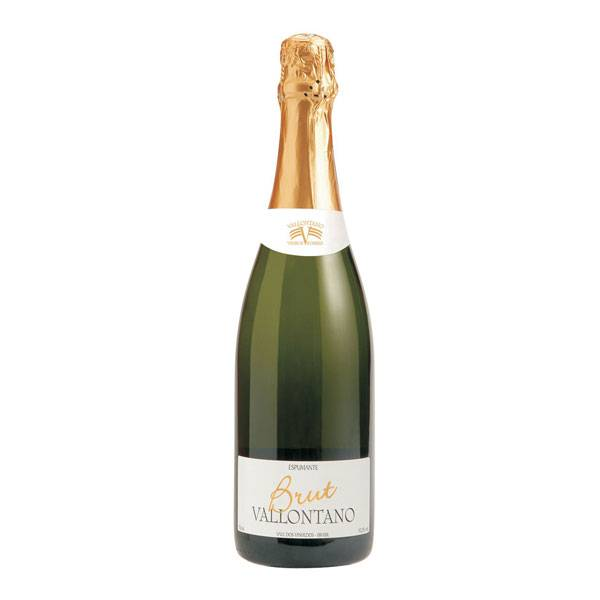 Espumante Brut Vallontano 750ml - Vallontano