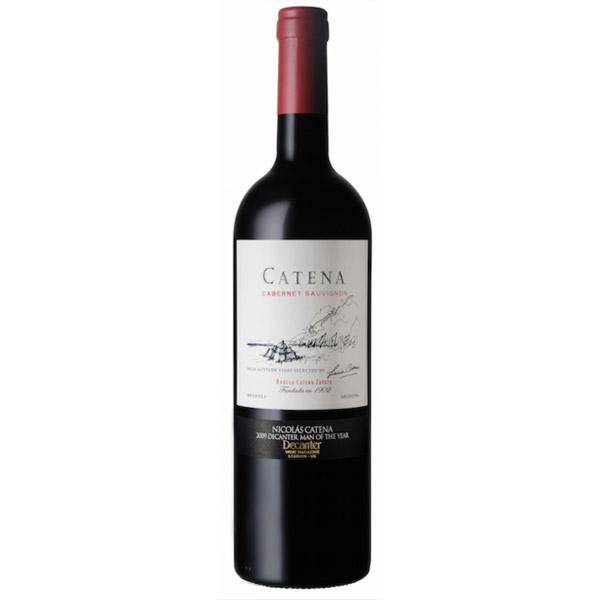 Vinho Catena Cabernet Sauvignon 750ml - Catena Zapata 7899413360251