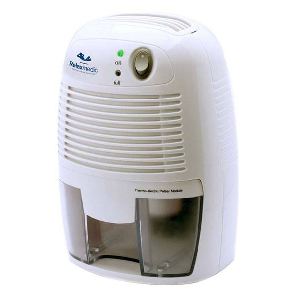 Desumidificador de Ar Relax Medic Blue Air Bivolt     RM-DA0600A