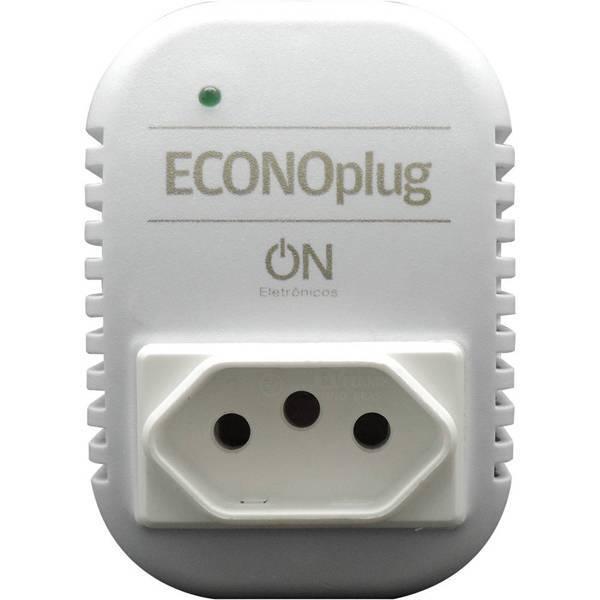 Economizador de Energia Elétrica On Eletrônicos Econoplug Inteligente PON000102