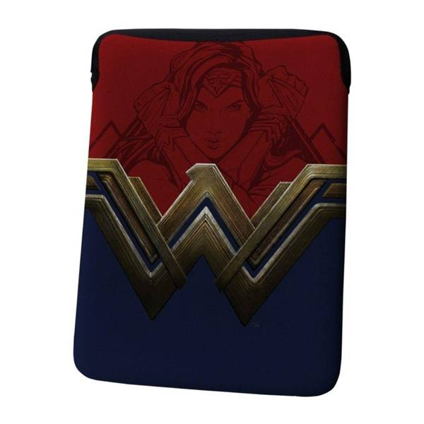Case Porta Laptop Wonder Woman Neoprene - Urban 41453