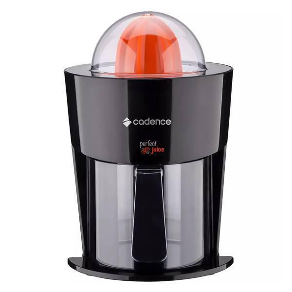 Espremedor de Frutas Cadence Perfect Juice 40W Preto/Prata 850ml 110V ESP500-127