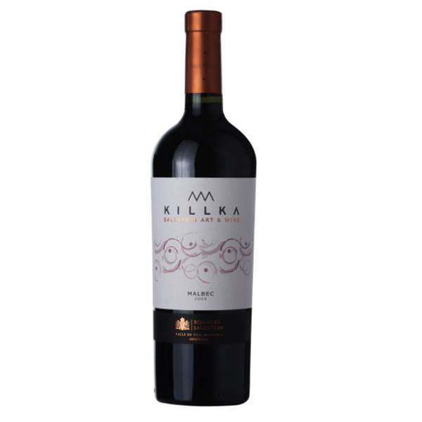 Vinho Killka Malbec 750ml - Bodegas Salentein 7798074862077