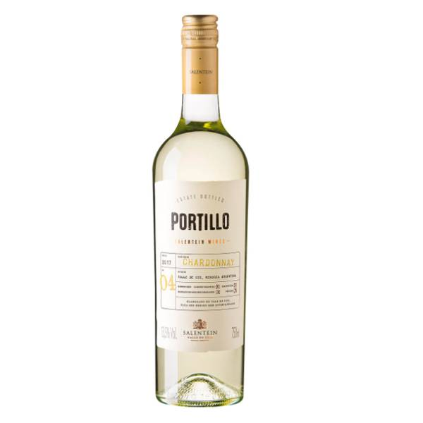 Vinho Portillo Chardonnay 750ml - Bodegas Salentein
