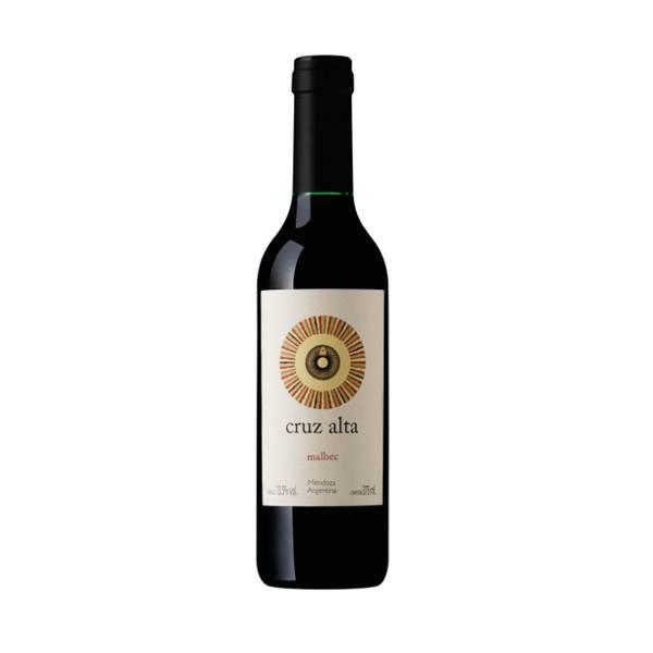 Vinho Cruz Alta Malbec - Meia Garrafa - 375ml - Rutini Wines