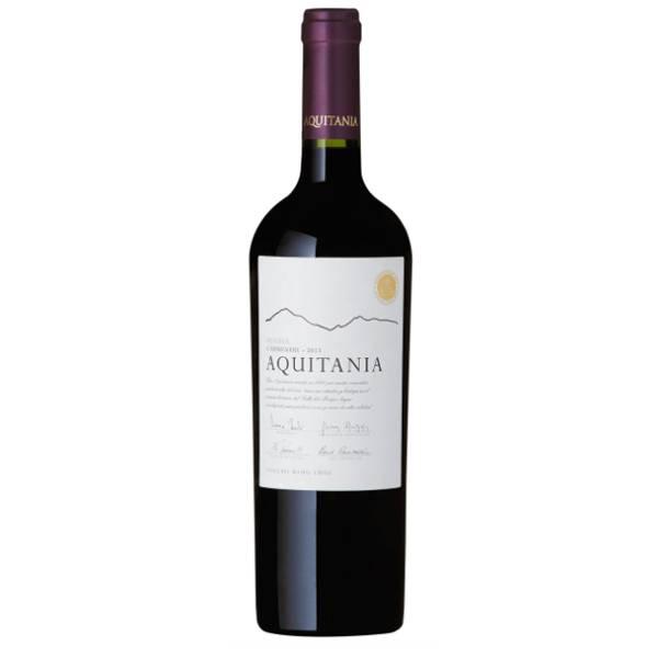 Vinho Aquitania Reserva Carménère 750ml - Viña Aquitania