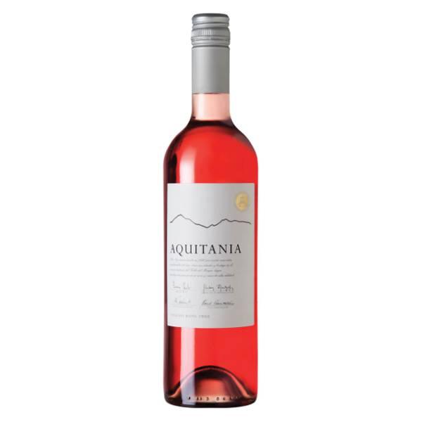 Vinho Aquitania Rosé 750ml - Viña Aquitania