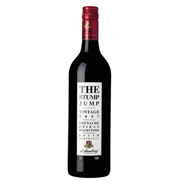 Vinho The Stump Jump Red 750ml - d'Arenberg