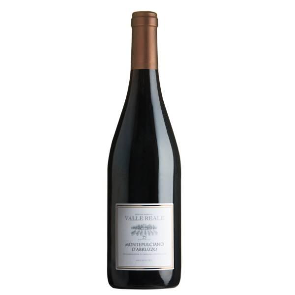 Vinho Montepulciano d´Abruzzo 750ml - Valle Reale