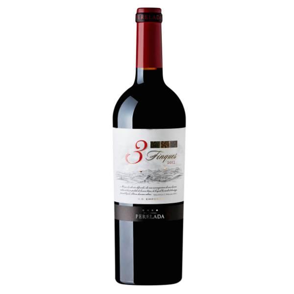 Vinho 3 Finques 750ml - Castillo Perelada