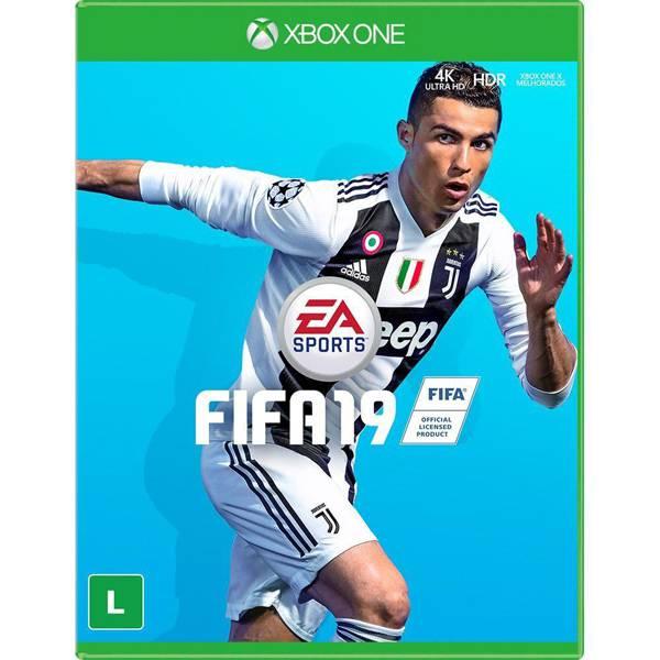 Jogo Fifa 19 - X-Box One - Eletronic Arts 5030931123115
