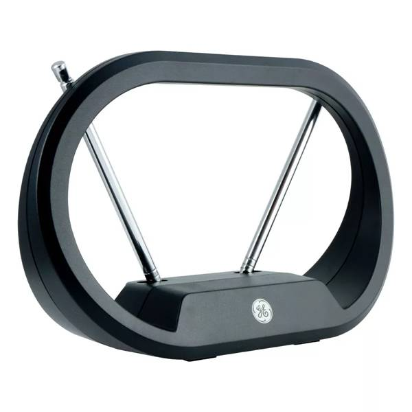 Antena Digital GE Interna Full HD 4K Ultra HD e Ultra Resistente 38086