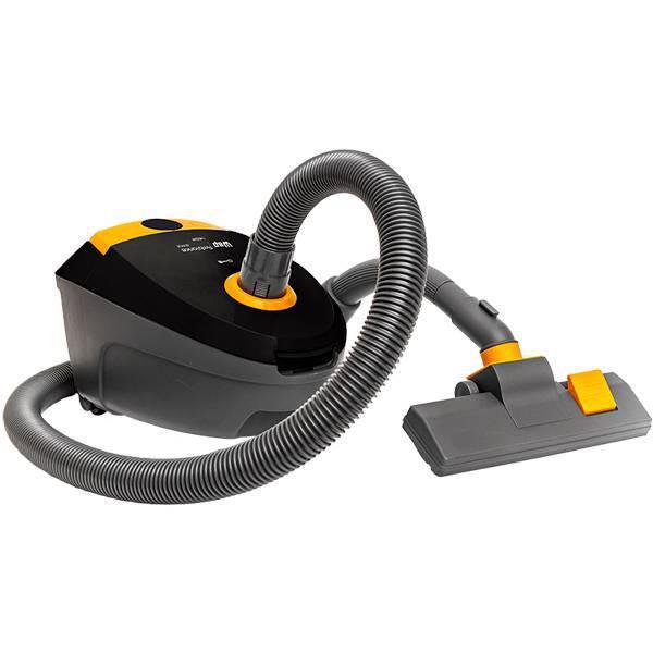 Aspirador de Pó Wap Ambience Black 1400W Preto/Amarelo 220V FW005284