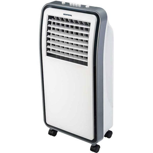 Climatizador de Ar Ventisol Evaporador Slim Premium 65W 4L 220V CLE-02
