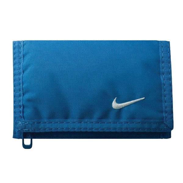 Carteira Nike Bank Nylon Wallet Azul AC1974-433