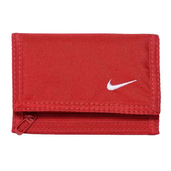 Carteira Nike Bank Nylon Wallet Vermelho AC2058-656