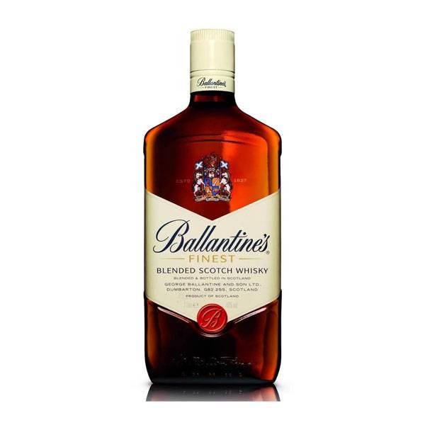 Whisky Ballantine's Finest 750ml - George Ballantine and Son 5010106111536
