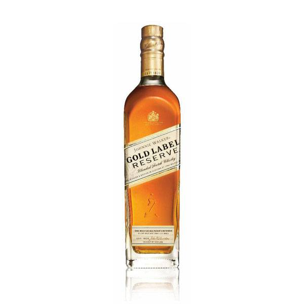 Whisky Gold Label Reserve 750ml - Johnnie Walker 5000267107776