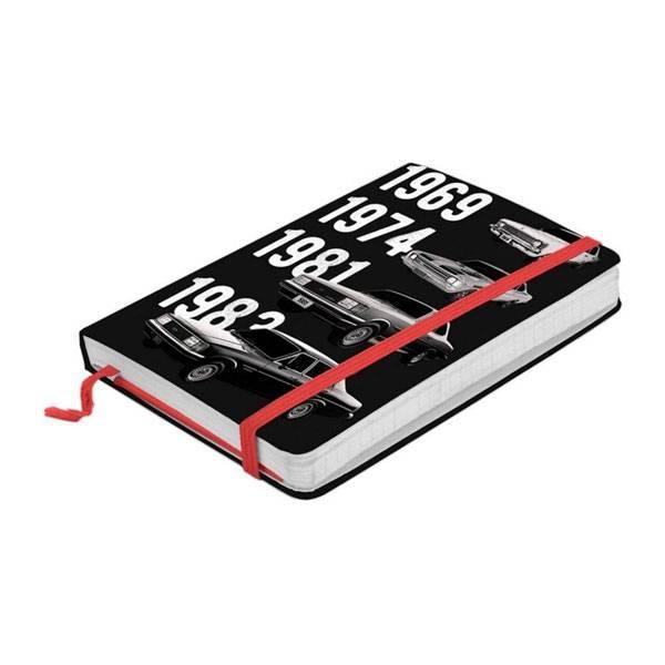 Caderneta de Anotações GM Opala 100 Folhas A5 - Urban 41430