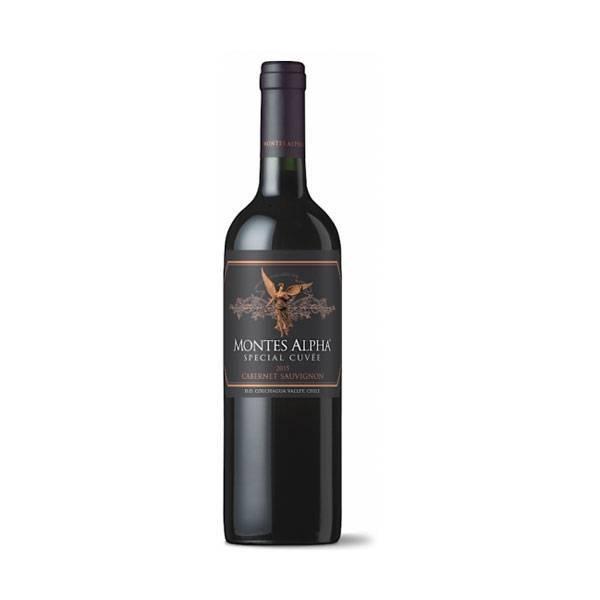 Vinho Montes Alpha Special Cuvée Cabernet 750ml Viña Montes 31288