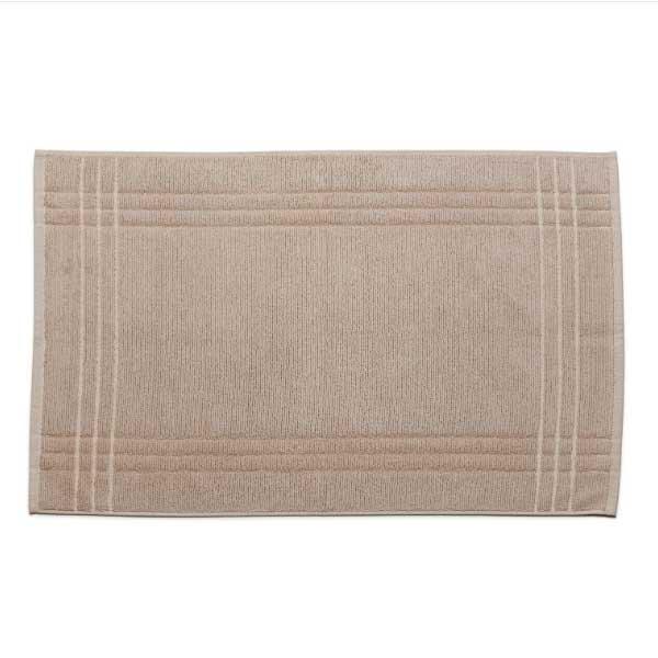 Toalha de Piso Artex Eternity Bege 50 x 80 cm 7892949584566