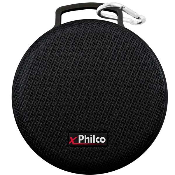 Caixa de Som Philco Speaker Extreme 5W/RMS Preto PBS04BT