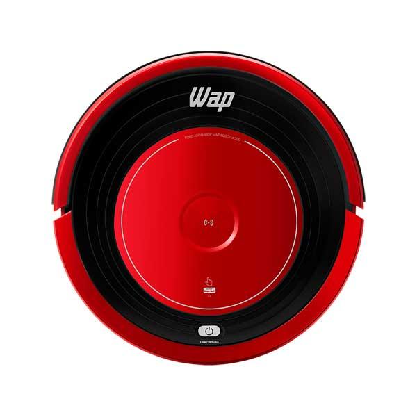 Aspirador de Pó Wap Robot W300 Vermelho FW006247