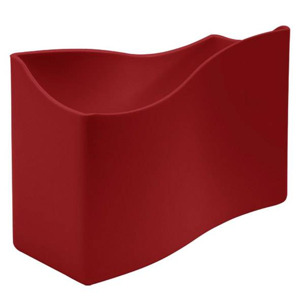 Porta Guardanapo Coza Vermelho 10500/0465