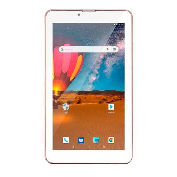 Tablet Multilaser M7 3G Plus Dual Chip Quad Core 16GB Rosa NB305