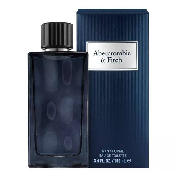 Perfume Masculino First Instinct Abercrombie & Fitch Blue Man 100ml 085715167019