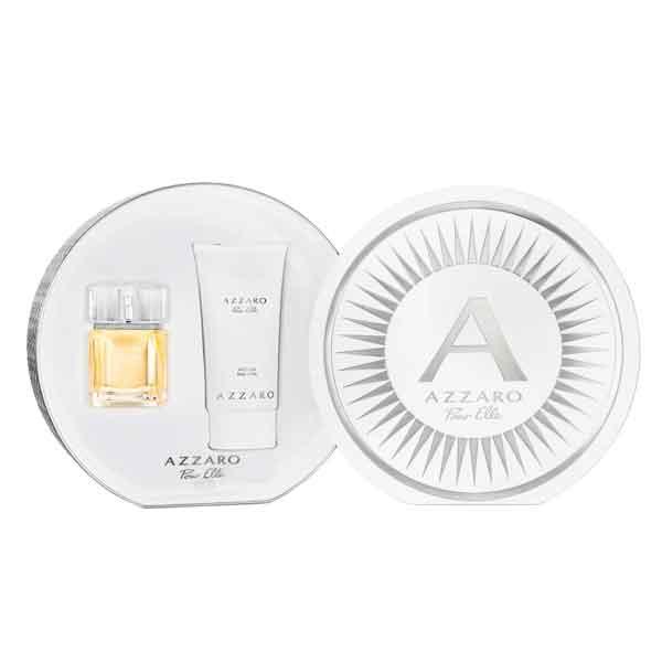 Kit Pour Elle - Perfume EdP + Loção Corporal - Azzaro