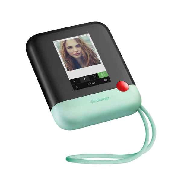 """Câmera Digital Polaroid Pop 20MP Instant Print Wi-Fi Tela 3,97"""" Verde POLPOP1GR"""