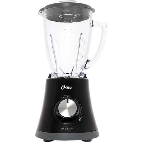Liquidificador Oster Super Chef 8 Vel. 750W Preto 1,25L 110V BLSTMG-BR8-317