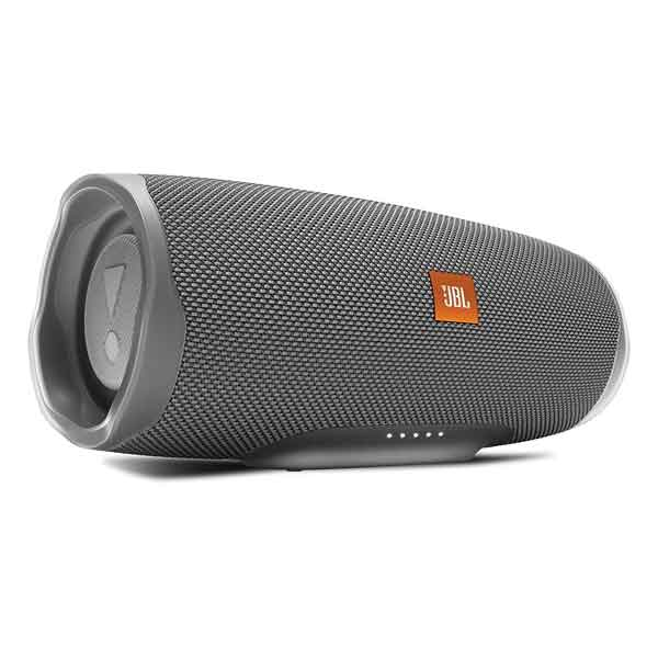 Caixa de Som JBL Charge 4  Bluetooth 30W/RMS Cinza JBLCHARGE4CNZB