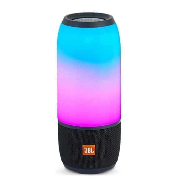 Caixa de Som JBL Pulse 3 Bluetooth 20W/RMS Preto JBLPULSE2PTOB