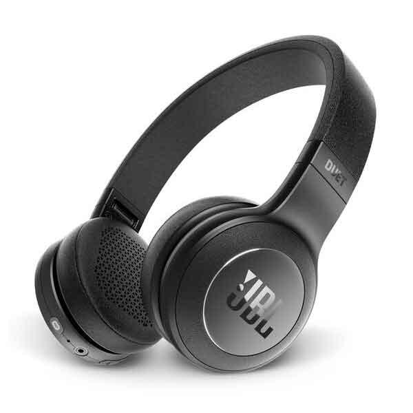 Fone de Ouvido JBL Duet BT Headphone Preto JBLDUETBTPTO