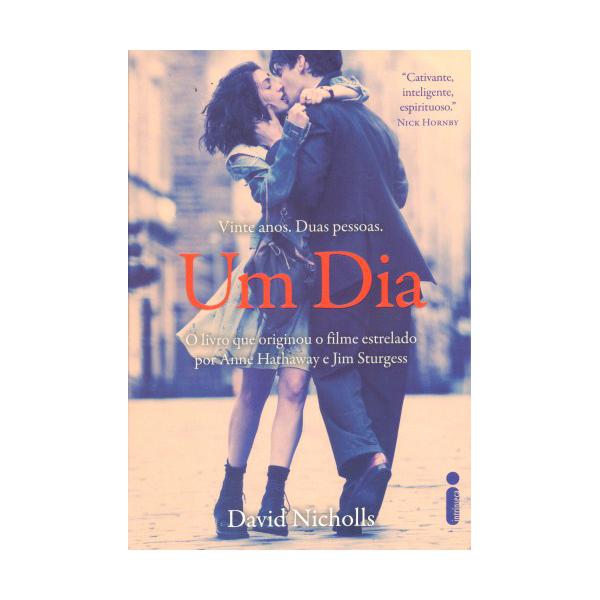 Livro Um Dia - Editora Intrinseca 9788580570458