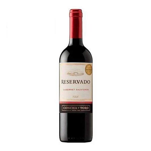Vinho Reservado Cabernet 750ml - Concha Y Toro