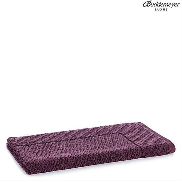 Toalha para Pés Buddemeyer Luxus Premium.0,48 x 0,85 m Bordô 12646-1611