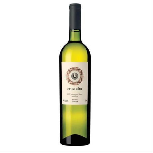Vinho Cruz Alta Sémillon/Sauvignon Blanc 750ml - Rutini Wines