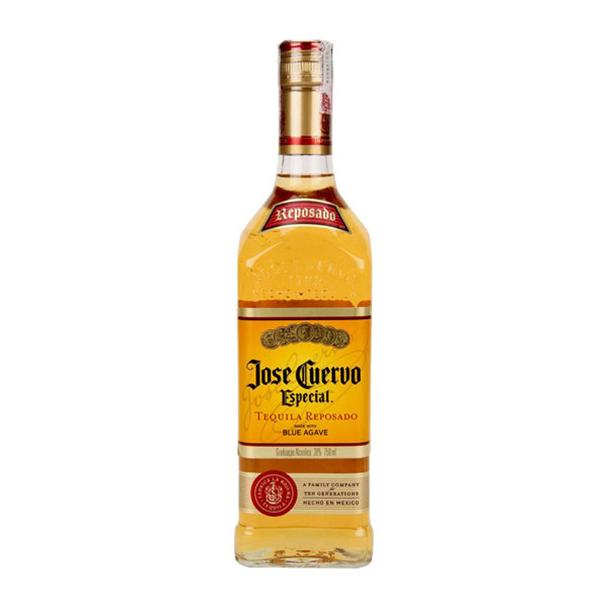 Tequila Mexicana Jose Cuervo Ouro Reposado 750ml - Jose Cuervo