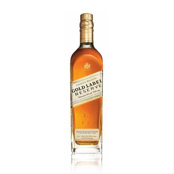 Whisky Gold Label Reserve 750ml - Johnnie Walker