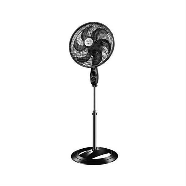 Ventilador Mondial Premium Coluna 3 Vel. Preto 40cm 110V NV-61-6P-NP