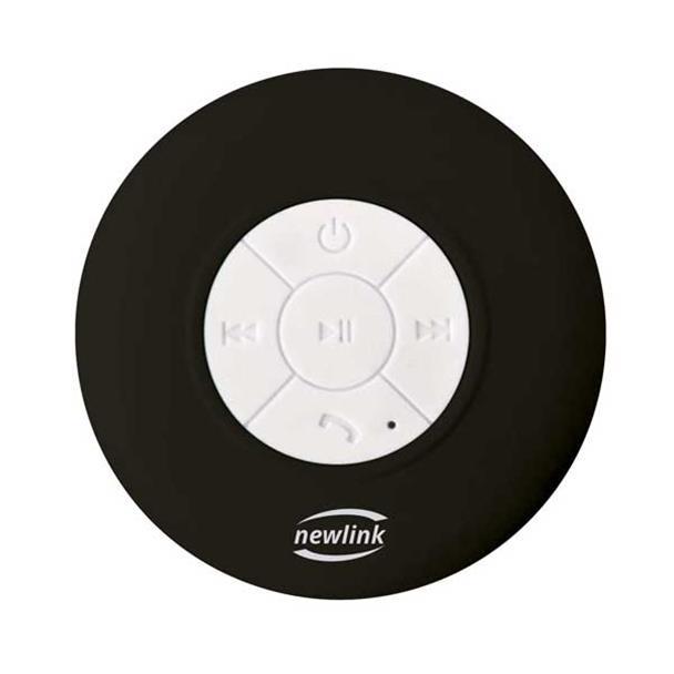 Caixa de Som Oex Speaker Bubble Bluetooth 5W/RMS Preto 70.0370 SP109NL