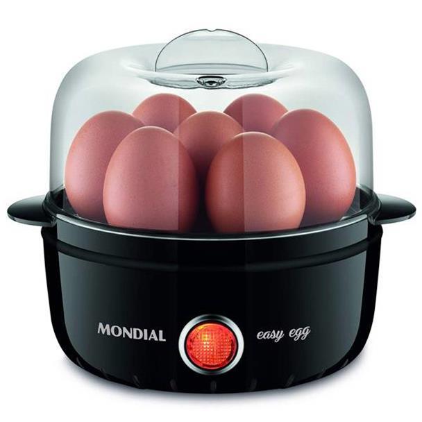 Easy Egg Mondial Steam Cooker 360 W Preta 110V Eg-01